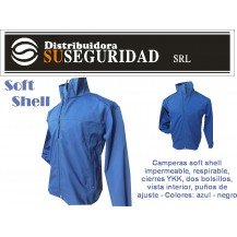 Campera soft shell